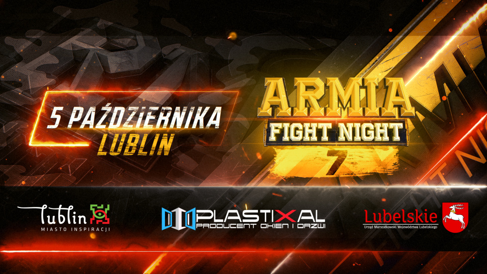 GALA SPORTÓW WALKI - ARMIA FIGHT NIGHT VII